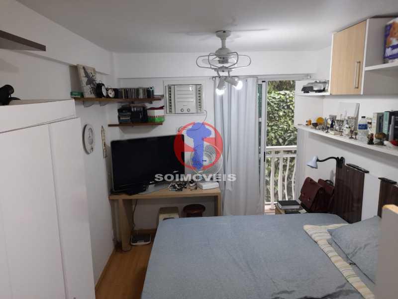 QUARTO - Cobertura 2 quartos à venda Copacabana, Rio de Janeiro - R$ 1.500.000 - TJCO20032 - 14