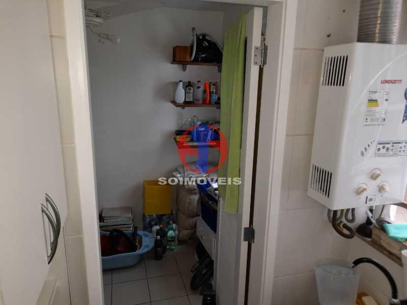 DEPENDENCIA - Cobertura 2 quartos à venda Copacabana, Rio de Janeiro - R$ 1.500.000 - TJCO20032 - 15