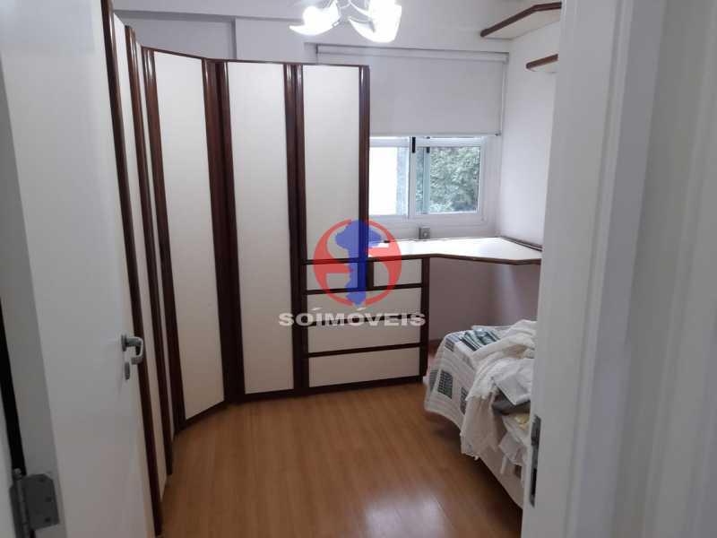 QUARTO - Cobertura 2 quartos à venda Copacabana, Rio de Janeiro - R$ 1.500.000 - TJCO20032 - 16