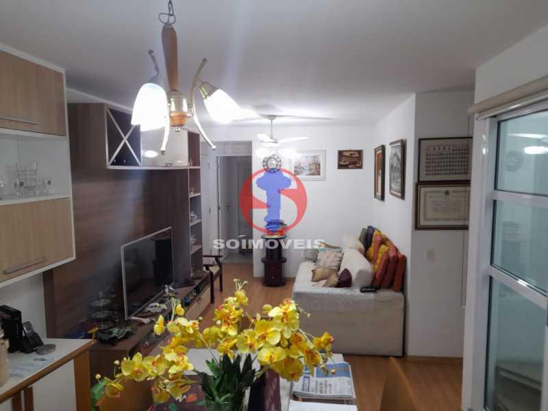 SALA - Cobertura 2 quartos à venda Copacabana, Rio de Janeiro - R$ 1.500.000 - TJCO20032 - 23