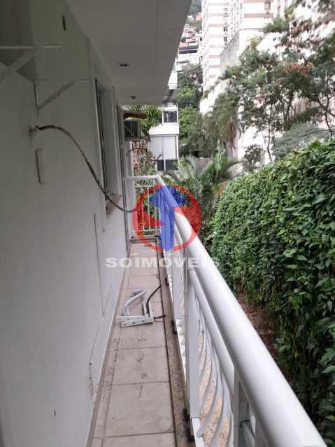 VARANDA - Cobertura 2 quartos à venda Copacabana, Rio de Janeiro - R$ 1.500.000 - TJCO20032 - 24