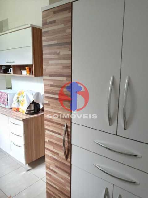 22 - Casa 3 quartos à venda Tijuca, Rio de Janeiro - R$ 625.000 - TJCA30085 - 11