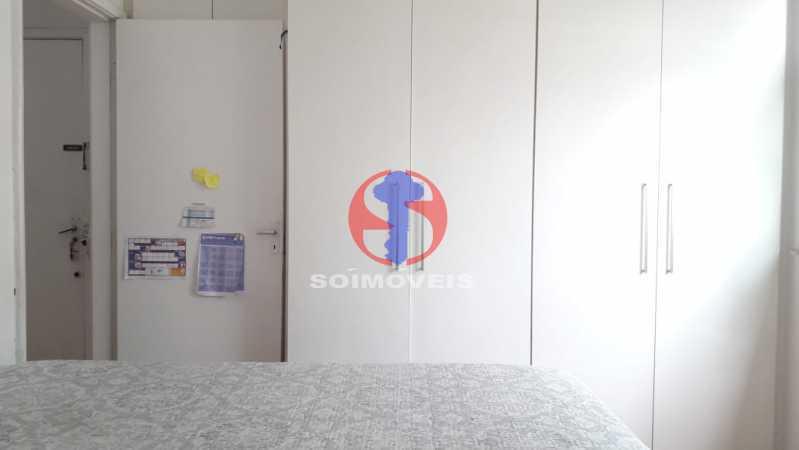 quarto - Apartamento 1 quarto à venda Lins de Vasconcelos, Rio de Janeiro - R$ 175.000 - TJAP10341 - 4