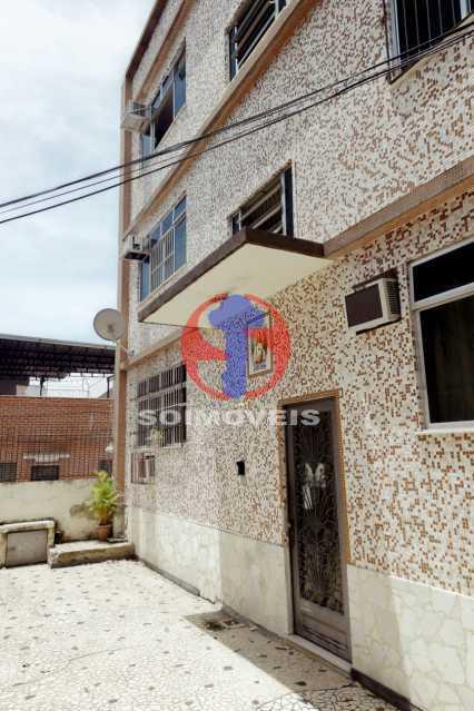 entrada - Apartamento 1 quarto à venda Lins de Vasconcelos, Rio de Janeiro - R$ 175.000 - TJAP10341 - 5