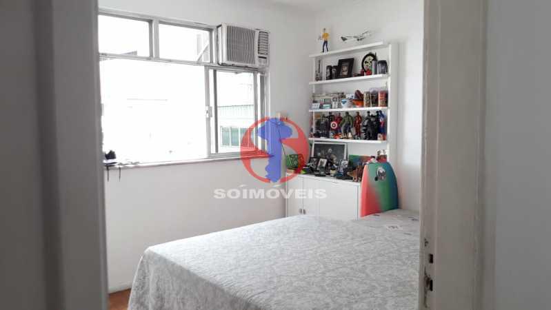quarto - Apartamento 1 quarto à venda Lins de Vasconcelos, Rio de Janeiro - R$ 175.000 - TJAP10341 - 7