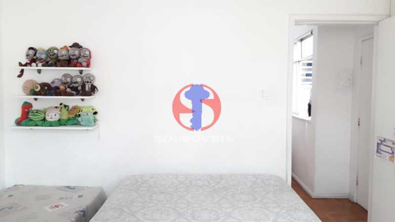 quarto - Apartamento 1 quarto à venda Lins de Vasconcelos, Rio de Janeiro - R$ 175.000 - TJAP10341 - 9