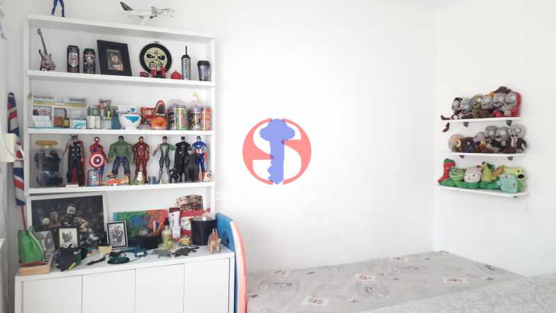 quarto - Apartamento 1 quarto à venda Lins de Vasconcelos, Rio de Janeiro - R$ 175.000 - TJAP10341 - 10