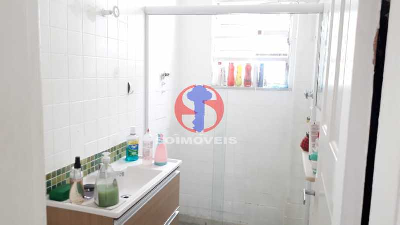 banheiro - Apartamento 1 quarto à venda Lins de Vasconcelos, Rio de Janeiro - R$ 175.000 - TJAP10341 - 12