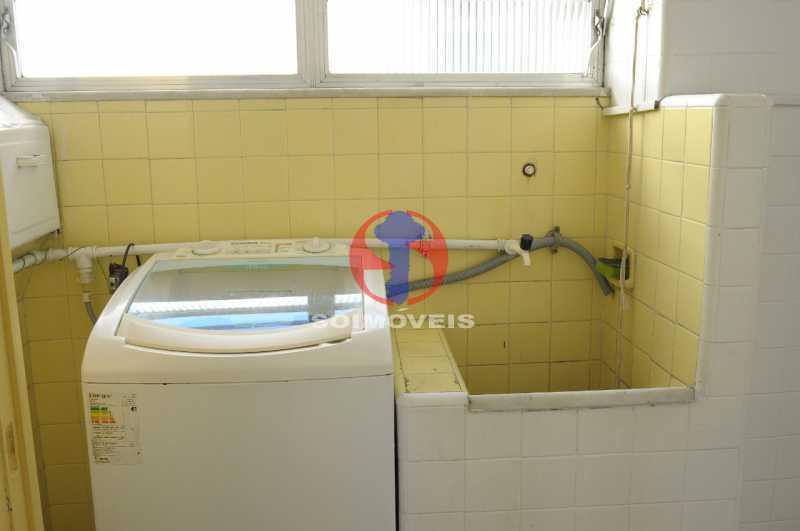 serviço - Apartamento 1 quarto à venda Lins de Vasconcelos, Rio de Janeiro - R$ 175.000 - TJAP10341 - 16