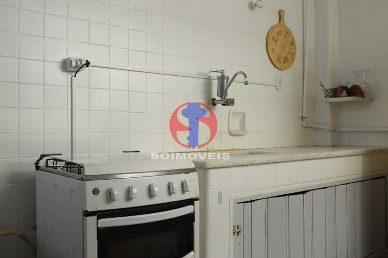 cozinha - Apartamento 1 quarto à venda Lins de Vasconcelos, Rio de Janeiro - R$ 175.000 - TJAP10341 - 17