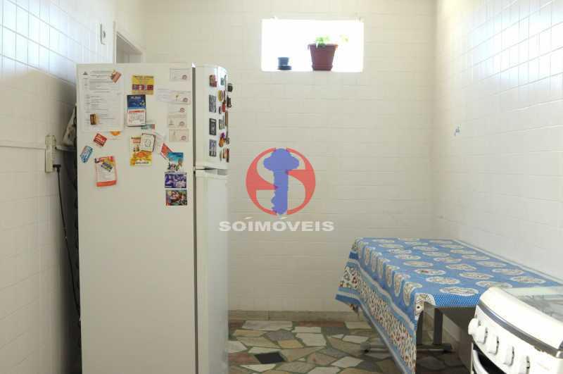 cozinha - Apartamento 1 quarto à venda Lins de Vasconcelos, Rio de Janeiro - R$ 175.000 - TJAP10341 - 18