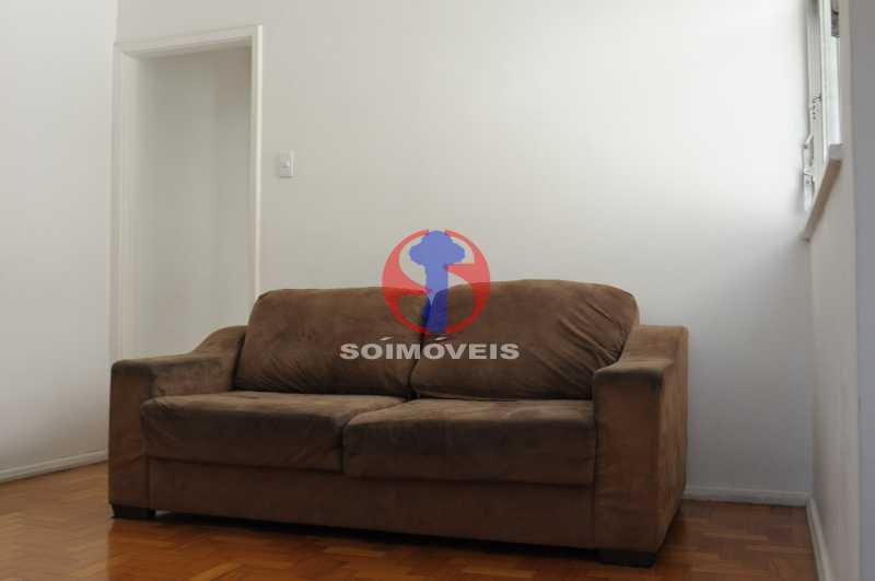 sala - Apartamento 1 quarto à venda Lins de Vasconcelos, Rio de Janeiro - R$ 175.000 - TJAP10341 - 19