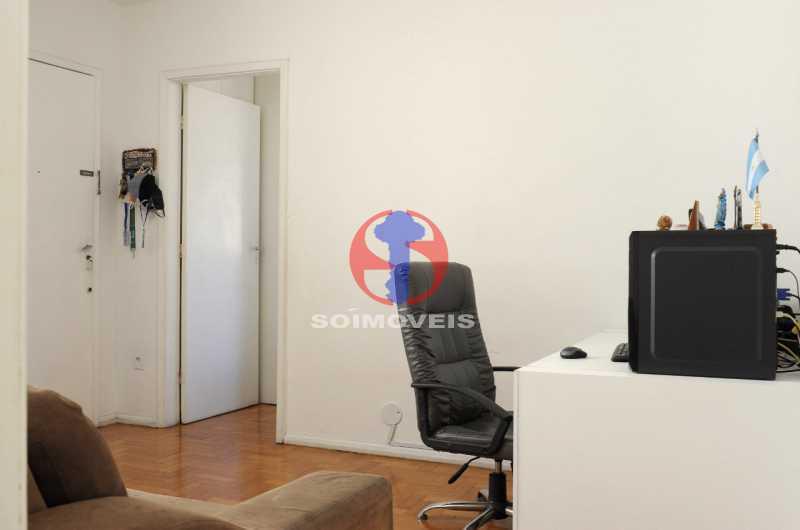 sala - Apartamento 1 quarto à venda Lins de Vasconcelos, Rio de Janeiro - R$ 175.000 - TJAP10341 - 20
