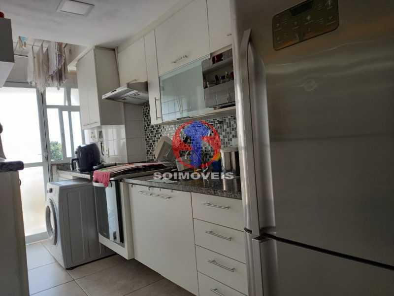 WhatsApp Image 2021-06-14 at 1 - Apartamento 2 quartos à venda Vila Valqueire, Rio de Janeiro - R$ 345.000 - TJAP21544 - 12