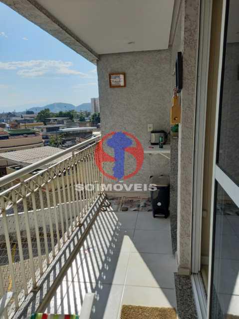 WhatsApp Image 2021-06-14 at 1 - Apartamento 2 quartos à venda Vila Valqueire, Rio de Janeiro - R$ 345.000 - TJAP21544 - 1