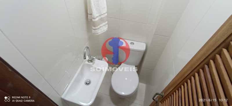IMG-20210615-WA0055 - Apartamento à venda Rua Mariz e Barros,Tijuca, Rio de Janeiro - R$ 420.000 - TJAP10342 - 3