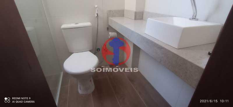 IMG-20210615-WA0057 - Apartamento à venda Rua Mariz e Barros,Tijuca, Rio de Janeiro - R$ 420.000 - TJAP10342 - 5