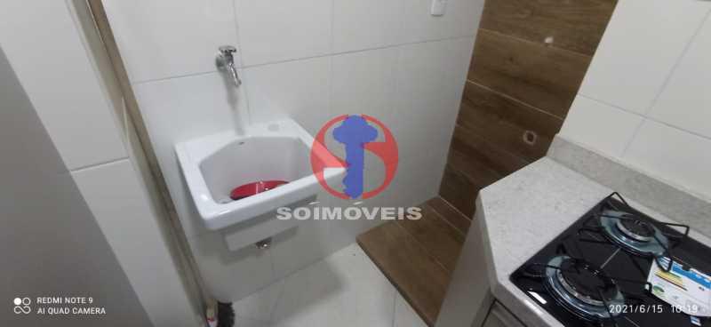 IMG-20210615-WA0059 - Apartamento à venda Rua Mariz e Barros,Tijuca, Rio de Janeiro - R$ 420.000 - TJAP10342 - 7