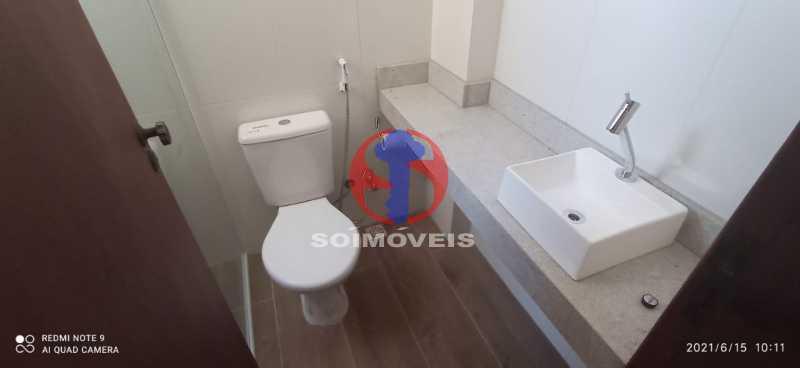 IMG-20210615-WA0063 - Apartamento à venda Rua Mariz e Barros,Tijuca, Rio de Janeiro - R$ 420.000 - TJAP10342 - 11