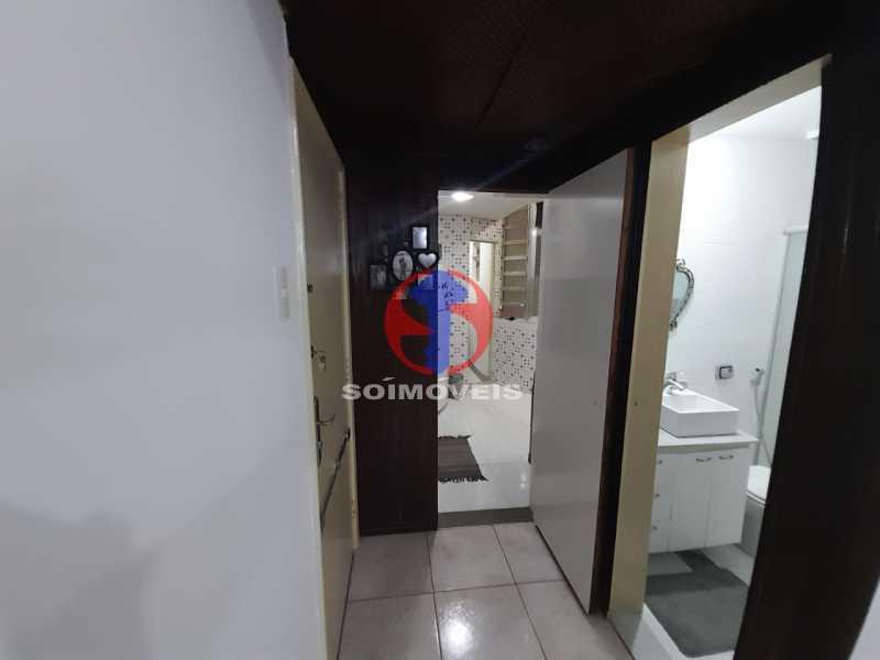 hal - Apartamento 1 quarto à venda Tijuca, Rio de Janeiro - R$ 295.000 - TJAP10345 - 6