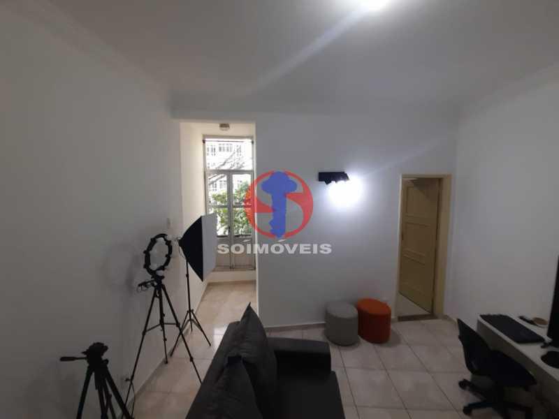 sala  - Apartamento 1 quarto à venda Tijuca, Rio de Janeiro - R$ 295.000 - TJAP10345 - 7