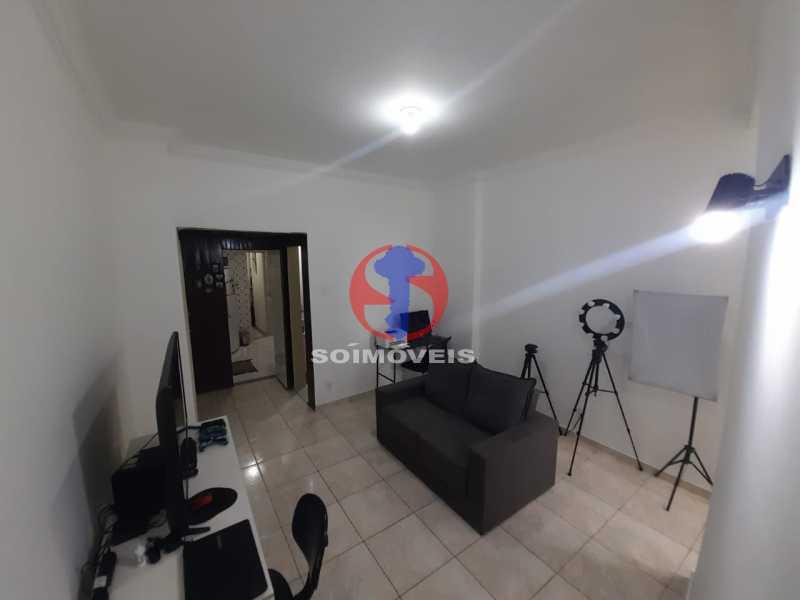sala - Apartamento 1 quarto à venda Tijuca, Rio de Janeiro - R$ 295.000 - TJAP10345 - 8