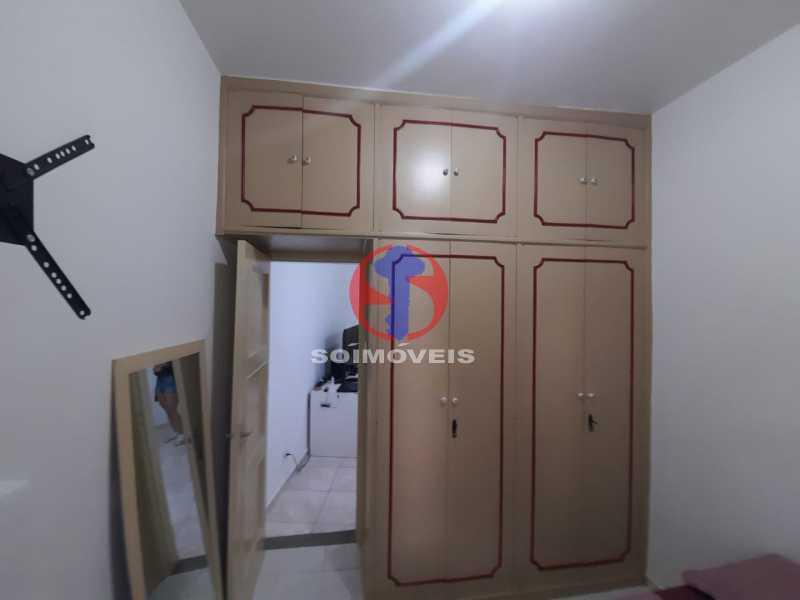 armario embutido - Apartamento 1 quarto à venda Tijuca, Rio de Janeiro - R$ 295.000 - TJAP10345 - 10