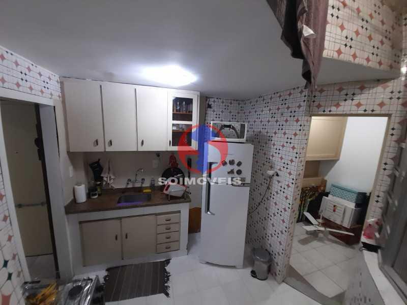 cozinha - Apartamento 1 quarto à venda Tijuca, Rio de Janeiro - R$ 295.000 - TJAP10345 - 11