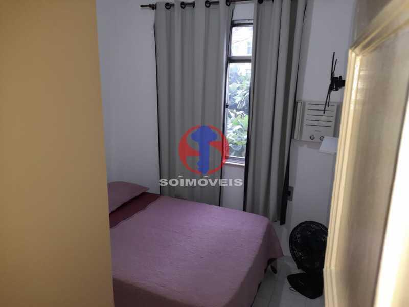 quarto - Apartamento 1 quarto à venda Tijuca, Rio de Janeiro - R$ 295.000 - TJAP10345 - 12