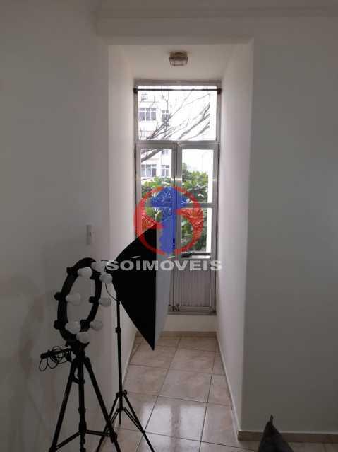 sala cachimbo - Apartamento 1 quarto à venda Tijuca, Rio de Janeiro - R$ 295.000 - TJAP10345 - 14