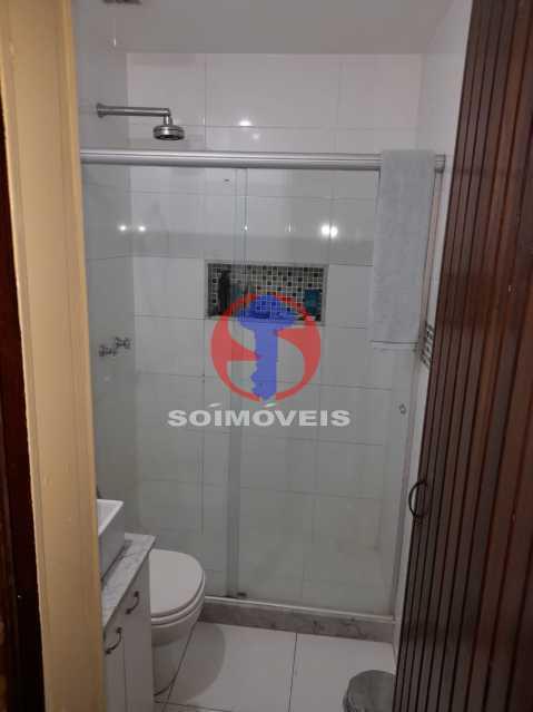 box blindex - Apartamento 1 quarto à venda Tijuca, Rio de Janeiro - R$ 295.000 - TJAP10345 - 16