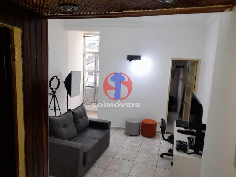 entrada do apartamento - Apartamento 1 quarto à venda Tijuca, Rio de Janeiro - R$ 295.000 - TJAP10345 - 20