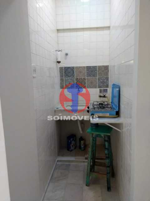 6 - Kitnet/Conjugado 24m² para venda e aluguel Tijuca, Rio de Janeiro - R$ 218.000 - TJKI00066 - 14