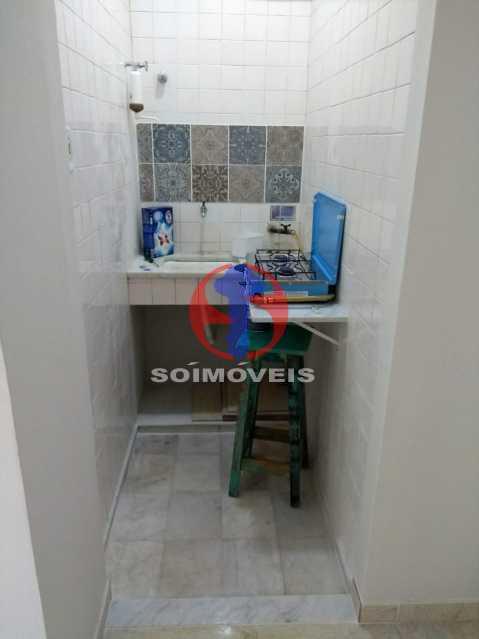11 - Kitnet/Conjugado 24m² para venda e aluguel Tijuca, Rio de Janeiro - R$ 218.000 - TJKI00066 - 17