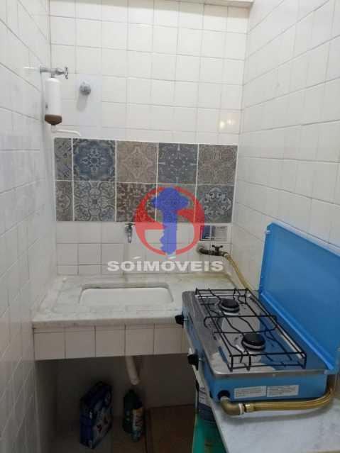 17 - Kitnet/Conjugado 24m² para venda e aluguel Tijuca, Rio de Janeiro - R$ 218.000 - TJKI00066 - 9