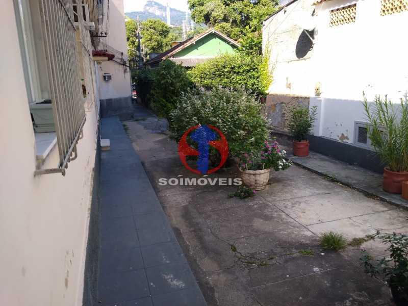 Vista da Vila - Casa de Vila 1 quarto à venda Rio Comprido, Rio de Janeiro - R$ 250.000 - TJCV10018 - 1