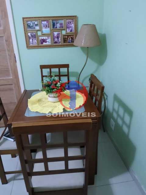 Sala - Casa de Vila 1 quarto à venda Rio Comprido, Rio de Janeiro - R$ 250.000 - TJCV10018 - 4