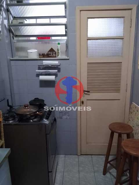 Cozinha - Casa de Vila 1 quarto à venda Rio Comprido, Rio de Janeiro - R$ 250.000 - TJCV10018 - 12