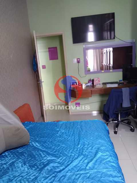 Quarto - Casa de Vila 1 quarto à venda Rio Comprido, Rio de Janeiro - R$ 250.000 - TJCV10018 - 6