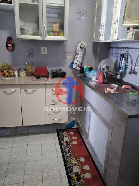 Cozinha - Casa de Vila 1 quarto à venda Rio Comprido, Rio de Janeiro - R$ 250.000 - TJCV10018 - 11