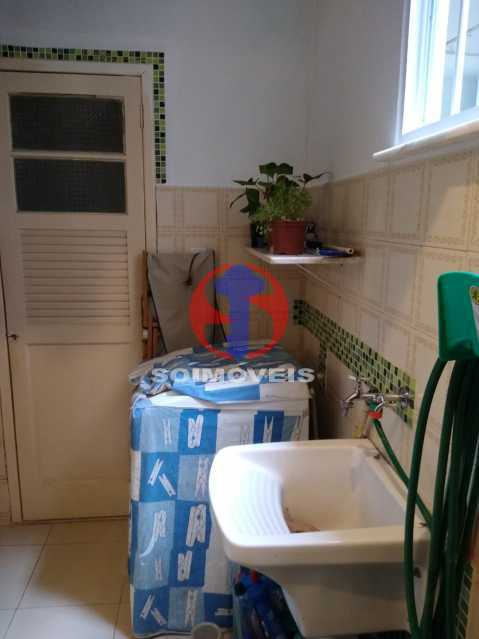Lavanderia - Casa de Vila 1 quarto à venda Rio Comprido, Rio de Janeiro - R$ 250.000 - TJCV10018 - 19
