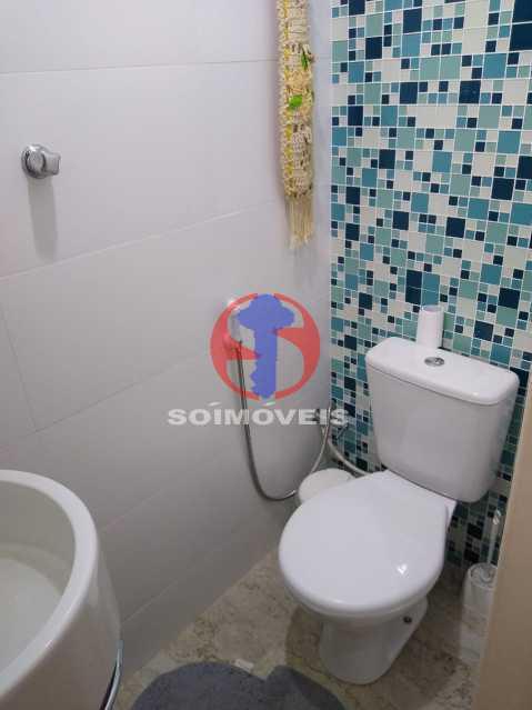 Wc - Casa de Vila 1 quarto à venda Rio Comprido, Rio de Janeiro - R$ 250.000 - TJCV10018 - 18