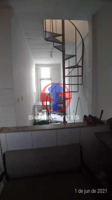 LAVANDERIA - Casa de Vila 4 quartos à venda São Francisco Xavier, Rio de Janeiro - R$ 380.000 - TJCV40025 - 27