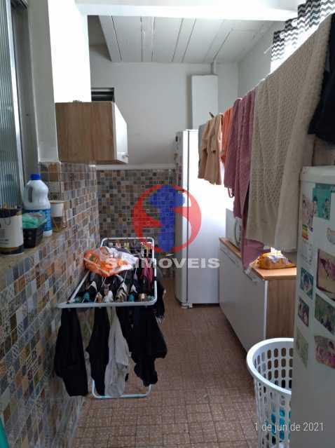 ÁREA - Casa de Vila 4 quartos à venda São Francisco Xavier, Rio de Janeiro - R$ 380.000 - TJCV40025 - 10
