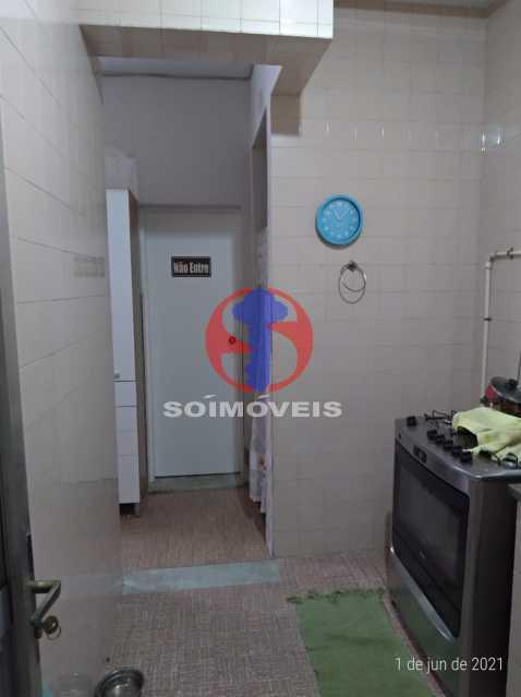 COZINHA - Casa de Vila 4 quartos à venda São Francisco Xavier, Rio de Janeiro - R$ 380.000 - TJCV40025 - 7