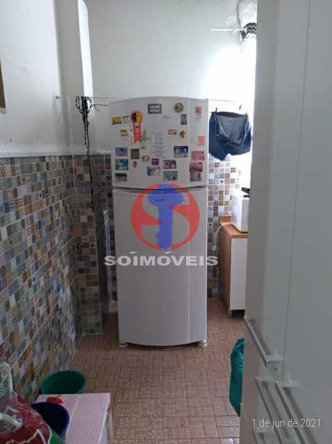 COZINHA - Casa de Vila 4 quartos à venda São Francisco Xavier, Rio de Janeiro - R$ 380.000 - TJCV40025 - 9