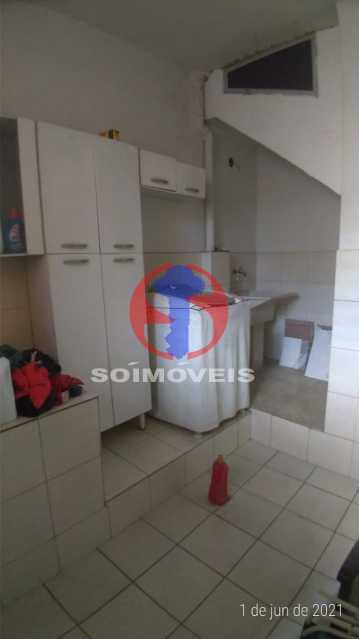 LAVANDERIA - Casa de Vila 4 quartos à venda São Francisco Xavier, Rio de Janeiro - R$ 380.000 - TJCV40025 - 29
