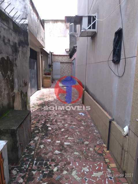 ÁRA EXTERNA - Casa de Vila 4 quartos à venda São Francisco Xavier, Rio de Janeiro - R$ 380.000 - TJCV40025 - 30