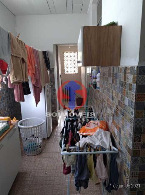 ÁREA - Casa de Vila 4 quartos à venda São Francisco Xavier, Rio de Janeiro - R$ 380.000 - TJCV40025 - 11
