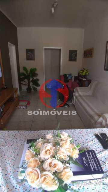 SALA - Casa de Vila 4 quartos à venda São Francisco Xavier, Rio de Janeiro - R$ 380.000 - TJCV40025 - 3